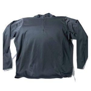 Nike Golf Dri-Fit Gray mock sweater XXL